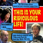 Impro Show – This Is Your Ridiculous Life